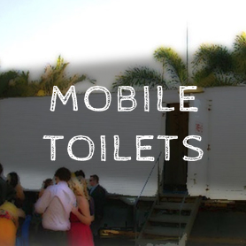 Mobile Toilets Service Cover