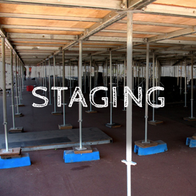 Staging Service Cover